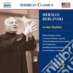 Avodat shabbat (ufficio del venerdi sant cd musicale di Herman Berlinski