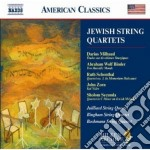 Jewish string quartets cd musicale