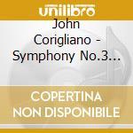 CIRCUS MAXIMUS - SINF. N. 3               cd musicale di John Corigliano