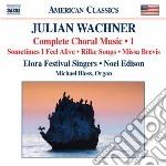 Wachner Julian - Musica Corale, Vol.1 cd musicale di Julian Wachner