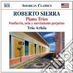 Trii con pinoforte; fanfarria, aria y mo cd musicale di Roberto Sierra