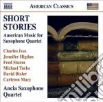SHORT STORIES - MUSICA AMERICANA PER QUA  cd musicale
