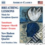 Breathing lessons - musica per quartetto cd musicale di Miscellanee