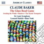 The glass bead game, awaking the winds, cd musicale di Claude Baker