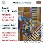 American concertos of the jazz age cd musicale di Miscellanee