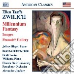 Millennium fantasy, images, peanuts gall cd musicale di Zwilich ellen taaffe