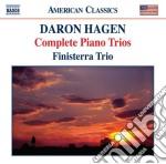TRII CON PIANOFORTE (NN.1-4)              cd musicale di HAGEN DARON ARIC