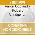 CONCERTO PER CLARINETTO                   cd musicale di Aaron Copland