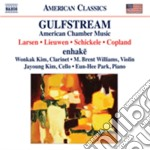Gulfstream - american chamber music cd musicale di Miscellanee