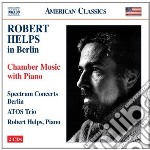 Musica da camera con pianoforte cd musicale di Robert Helps