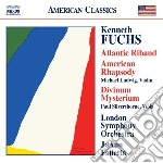 Atlantic riband, american rhapsody, div cd musicale di Kenneth Fuchs