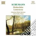 Schumann Robert - Dichterliebe Op.48, Liederkreis Op.39, 5 Lieder Op.40 cd musicale di Robert Schumann