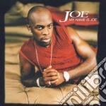 MY NAME IS JOE cd musicale di JOE