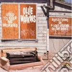 Used to keep me worried cd musicale di Ollie Watkins