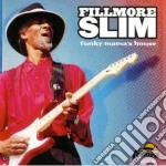 Funky mama's house cd musicale di Slim Fillmore