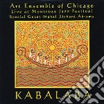 Kabalabadig cd musicale di ART ENSENBLE OF CHICAGO