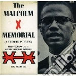 Malcolm x memorial(tribute in music) cd musicale di Philip & ahe Cohran