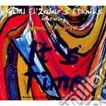 It's time cd musicale di Kahil El'zabar