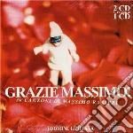 GRAZIE MASSIMO! cd musicale di Massimo Ranieri