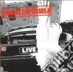 LIVE IN VOLVO cd musicale di Vinicio Capossella