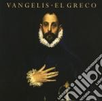 EL GRECO cd musicale di VANGELIS