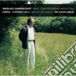 Sinfonia n. 9 (dal nuovo mondo) cd musicale di DVORAK\HARNONCOURT-R
