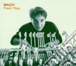 Suites-preludi bwv 817-971-bwv543 cd musicale di Say Bach\fazil