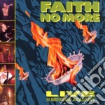 LIVE AT THE BRIXTON ACADEMY cd musicale di FAITH NO MORE