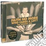 WHO CARES A LOT? cd musicale di FAITH NO MORE