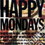 Happy Mondays - Squirrel & G Man 24 Hour Party People cd musicale di Mondays Happy