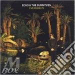 EVERGREEN cd musicale di ECHO & THE BUNNYMAN