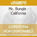 CALIFORNIA cd musicale di MR. BUNGLE