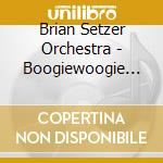 BOOGIE WOOGIE CHRISTMAS cd musicale di THE BRIAN SETZER ORCHESTRA