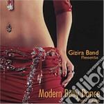 Modern belly dance cd musicale di Band Gizira