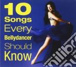 10 songs ev.should know cd musicale di Artisti Vari