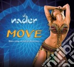 Move no stop remixes cd musicale di Nader Dj