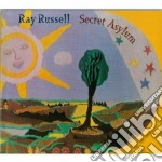 SECRET ASYLUM cd musicale di RUSSELL RAY