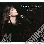 LIVE cd musicale di BONOFF KARLA
