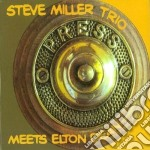 Meets elton dean cd musicale di Miller steve trio