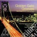 GOLDEN GATE GROOVES cd musicale di ARTISTI VARI