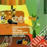 CHILL:IN-VOLUME FOUR cd musicale di ARTISTI VARI
