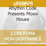Moov house cd musicale