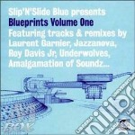 Blueprints volume one cd musicale di Artisti Vari