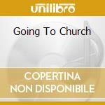 GOING TO CHURCH                           cd musicale di Ensemble Maneri