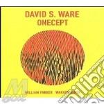 Ware Davis S. - Onecept cd musicale di David s. Ware