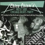 WESTSIDE BLUES PARTY                      cd musicale di CHICO CHISM'S