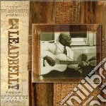 The definitive leadbelly cd musicale di Leadbelly