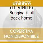 (LP VINILE) Bringing it all back home lp vinile