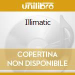 Illimatic cd musicale di Nas