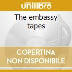 The embassy tapes cd musicale di Nation of ulysses